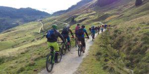 E-Mountainbike + Hike